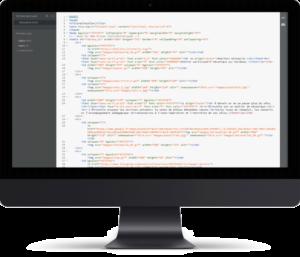 Newsletter code étincelle
