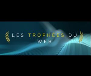 Affiche Trophées du web