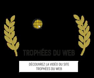 Logo Trophées du web